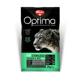 Optima On Cat Sterilised Chicken & Rice
