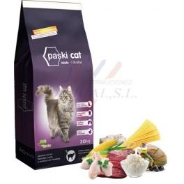 Paski Cat