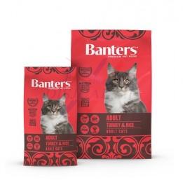 Banters cat adult turkey&rice