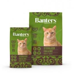 Banters cat sterilized fish&rice