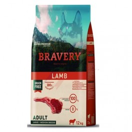 Bravery adult mini lamb